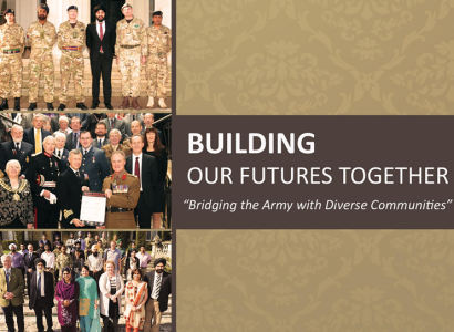 Building Our Futures Together – Bridging the Armed Forces with Diverse Communities