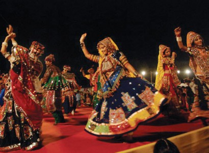 What is the Hindu festival of Navratri?