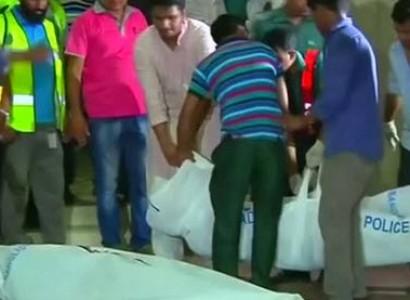 5-Suspected Islamists kill Bangladeshi gay activist working for US embassy