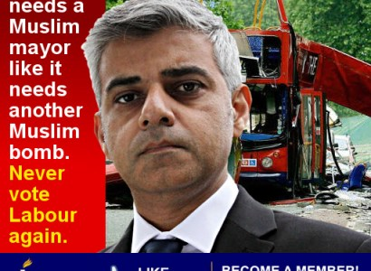 Such Abuse Against Sadiq Khan is Unacceptable and We Must Collectively Counter It