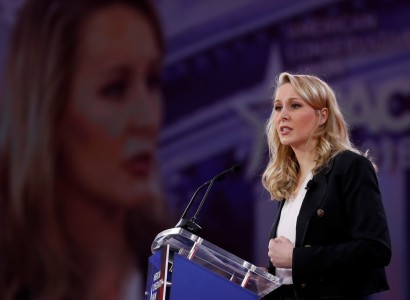 """France first"", far right's Marechal-Le Pen says in comeback speech"