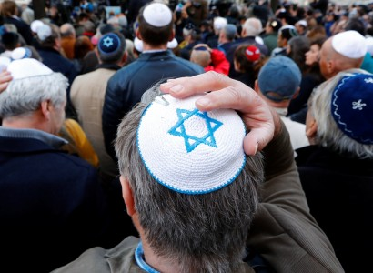 Germany needs to do more to combat anti-Semitism, official says