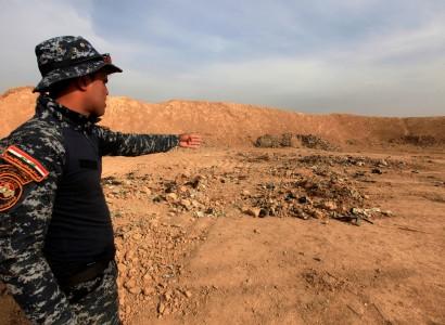Iraq: U.N. team starts work on Islamic State crimes