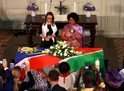 Germany: Skulls from colonial-era massacre returned to Namibia