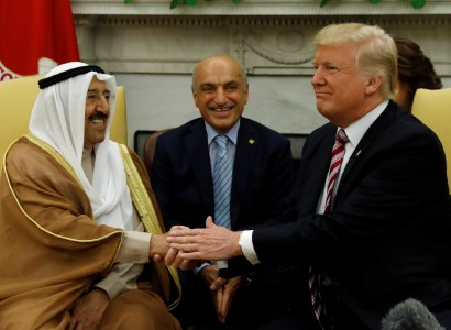 Kuwait: Emir announces visit to Washington for talks