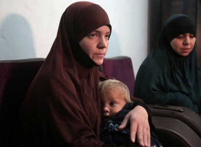 IS Brides: Two Belgian women, renouncing Islamic State, fear kids will never go home