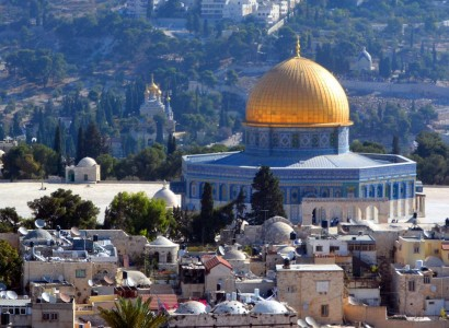 Dozens arrested after night of chaos in Jerusalem
