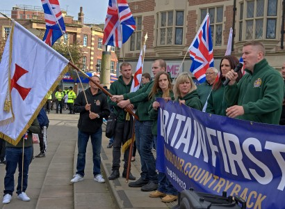 Former leader of Britain First to stand against First Minister