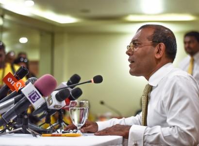Blast that hurt former Maldives president 'act of terrorism'