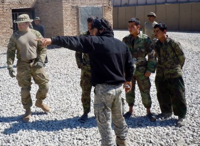 Interpreter appeals to UK Government to help families left in Afghanistan