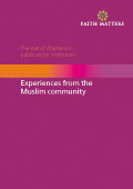 Supporting Chaplaincy Within Public Institutions: Perspectives from Muslim Chaplains