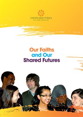 The Our Faiths and Our Shared Futures Booklet
