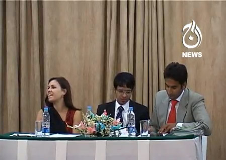 Faith Matters holds Christian and Muslim dialogue session in Lahore  (May 2011)
