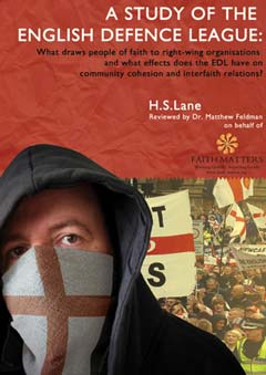 A Study of the English Defence League: The Faith Hate Report