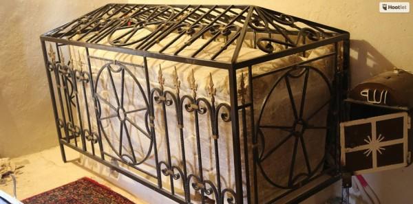 Christian tomb Syria