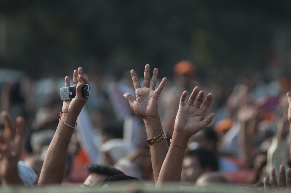 Shiv Sena, the Indian Far Right Nationalist Party Pays to Increase Demographics