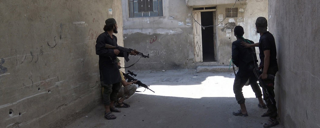Reports of IS Fighting in Qadam Neighbourhood, South of Damascus