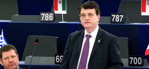 Ukip MEP wants to end immigration from Islamic countries