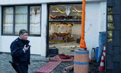 Attack on Sikh Gurdwara May Indicate the Fusion of Criminality with Extremism