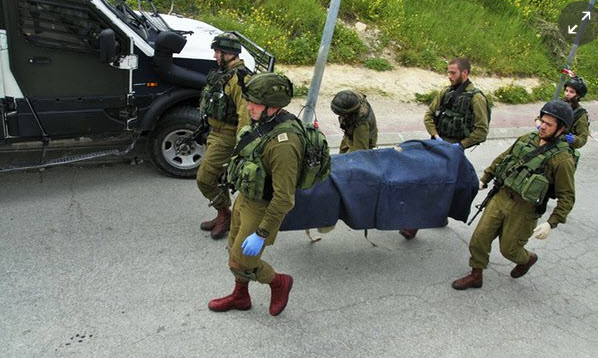 Israeli soldier who shot supine assailant charged with manslaughter