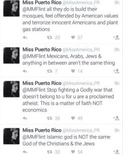 Anti-Muslim Bigotry Even Creeps into the Miss America Pageant