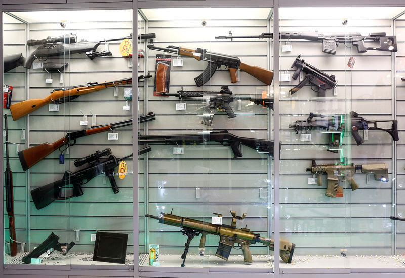Europeans turn to weapons in growing numbers after attacks