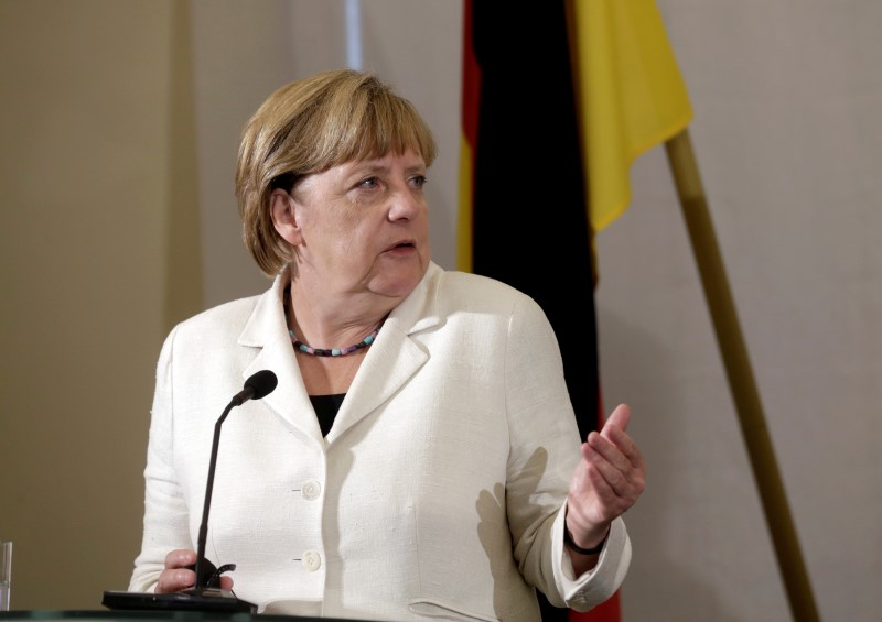 Merkel under fire after call for Turks in Germany to show 'loyalty'