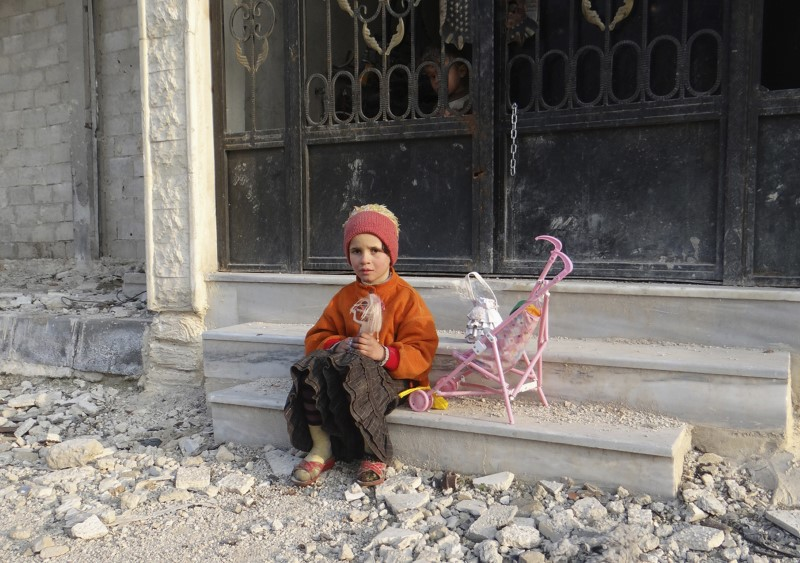 The Utter Betrayal of Residents of Aleppo as Syria Burns