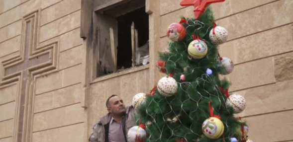 Fearful Christmas in Baghdad after attacks on Christians