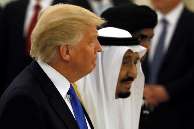 $110 billion arms deal with Saudi Arabia – Donald Trump