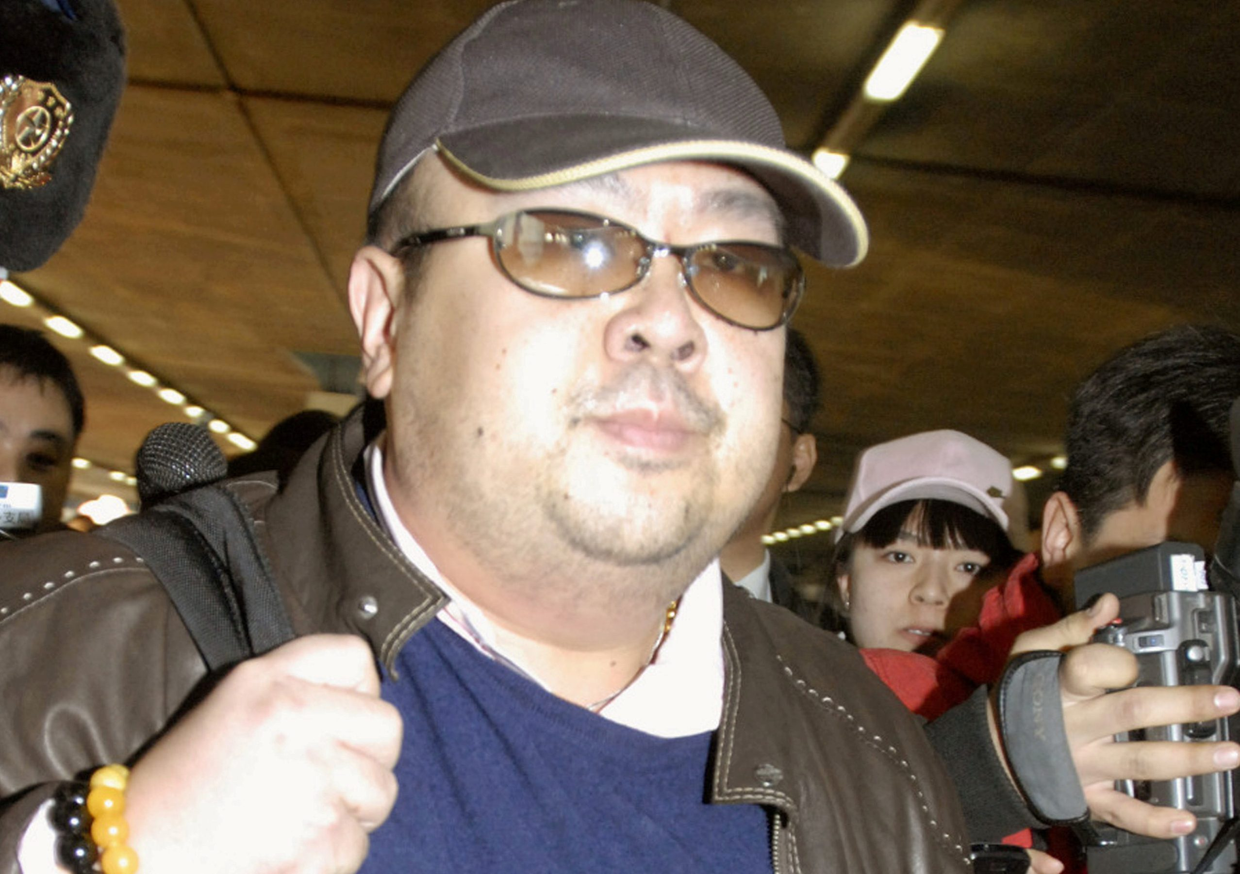 Two women deny murdering North Korean leader's half-brother
