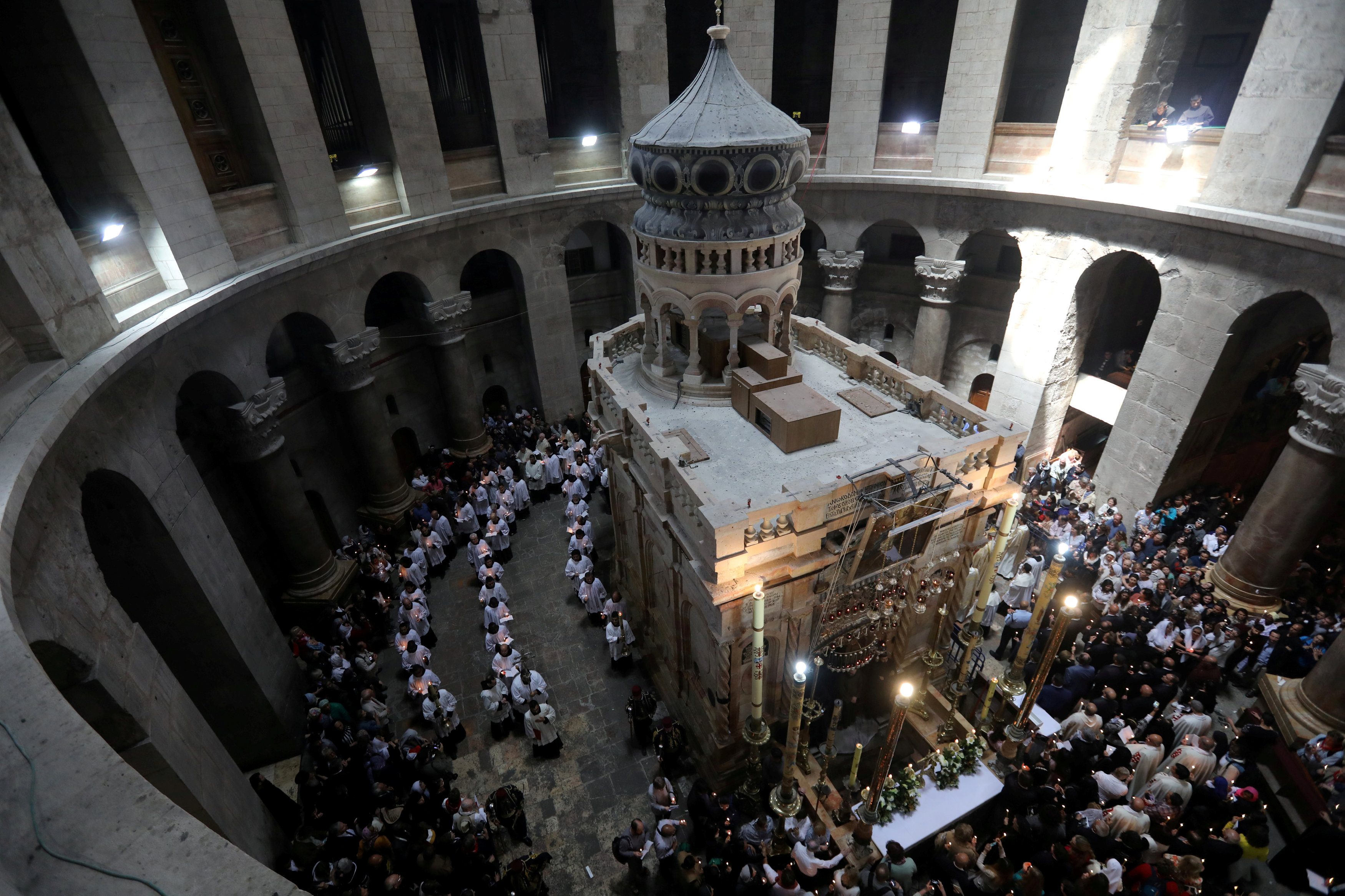 Closure of the Holy Sepulchre is a Dark Day for All