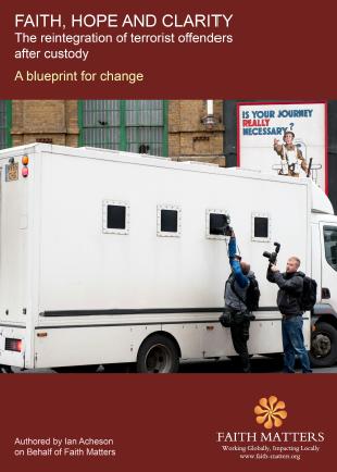 TACT Offender Ressttlement Report - The 'Sunnah' Programme 2018