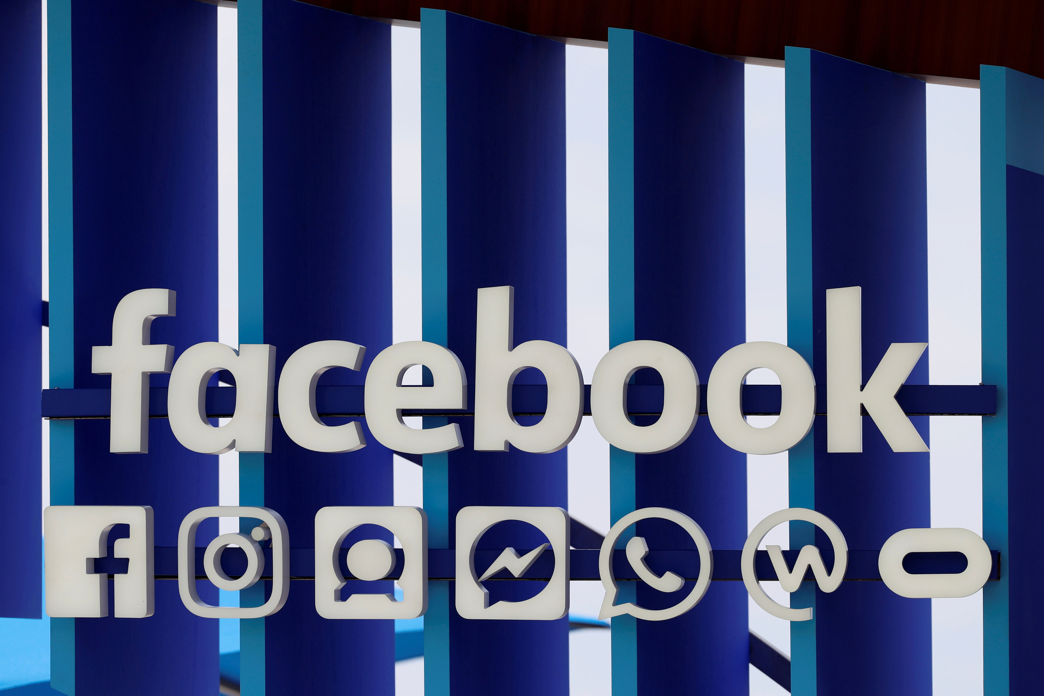 Facebook identifies new campaign to meddle in 2018 U.S. elections