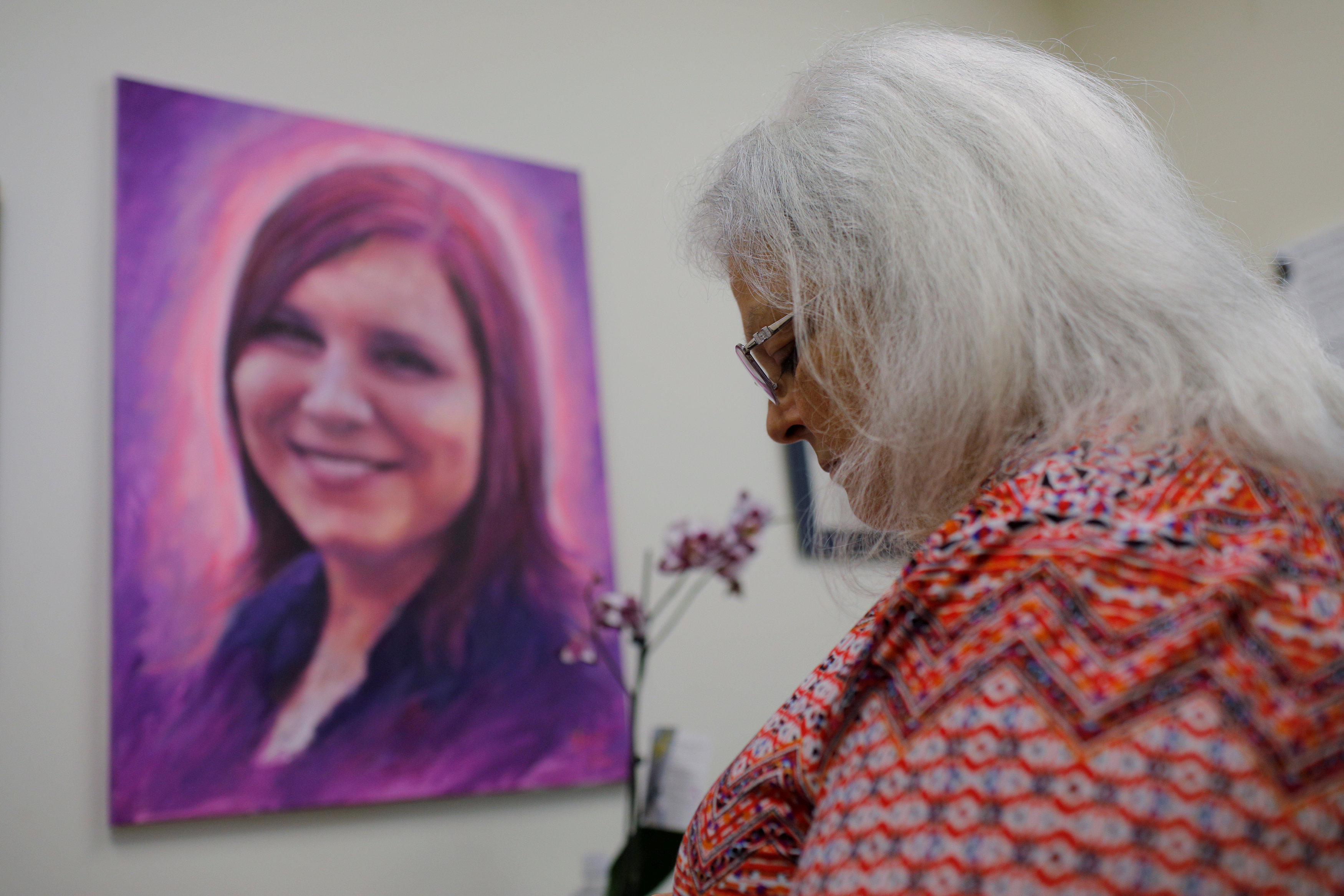 Bereaved Charlottesville mother keeps daughter's cause alive