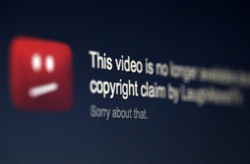 EU's top court backs copyright holder in landmark ruling