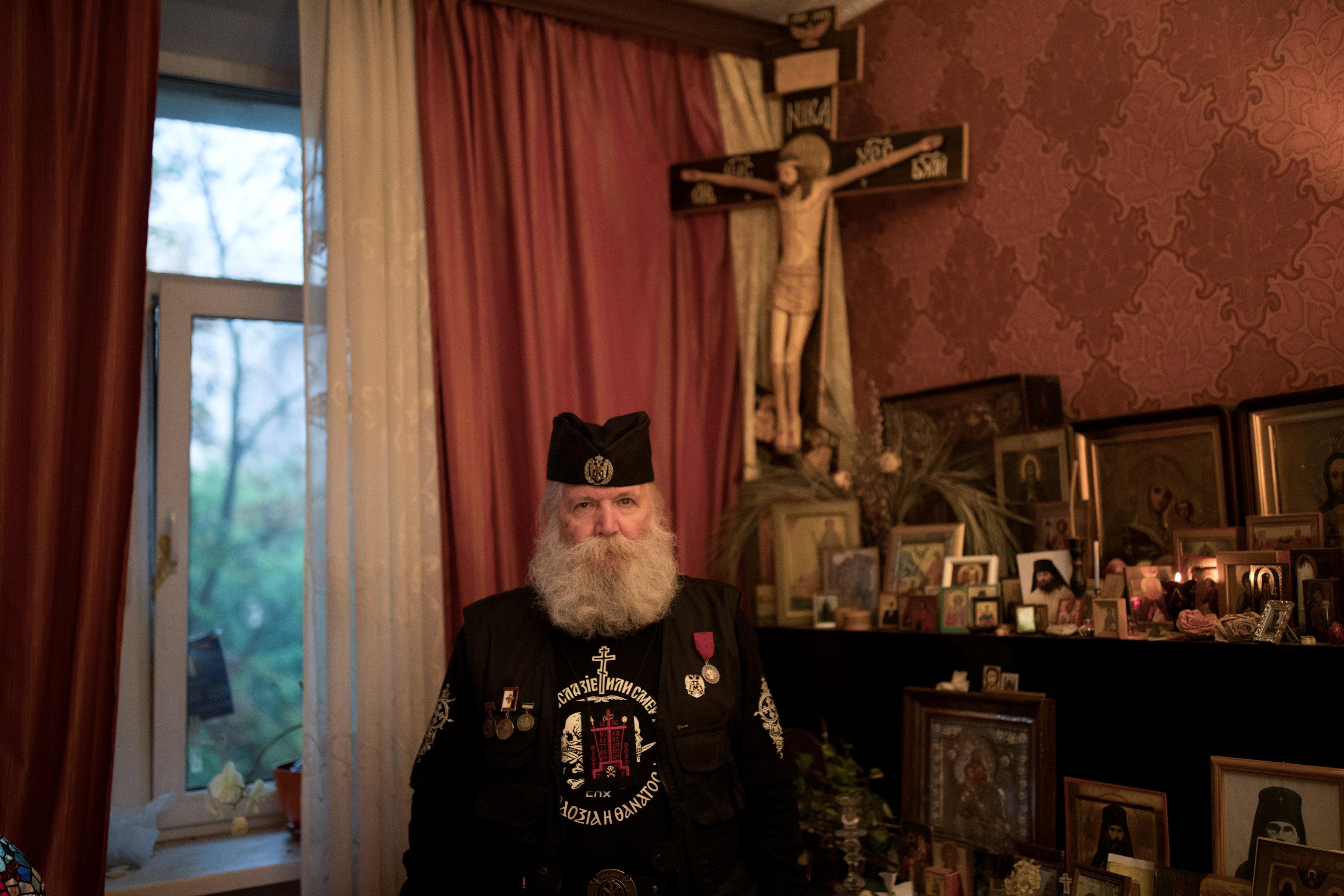 Russia: Orthodox nationalists hope for tsar's return