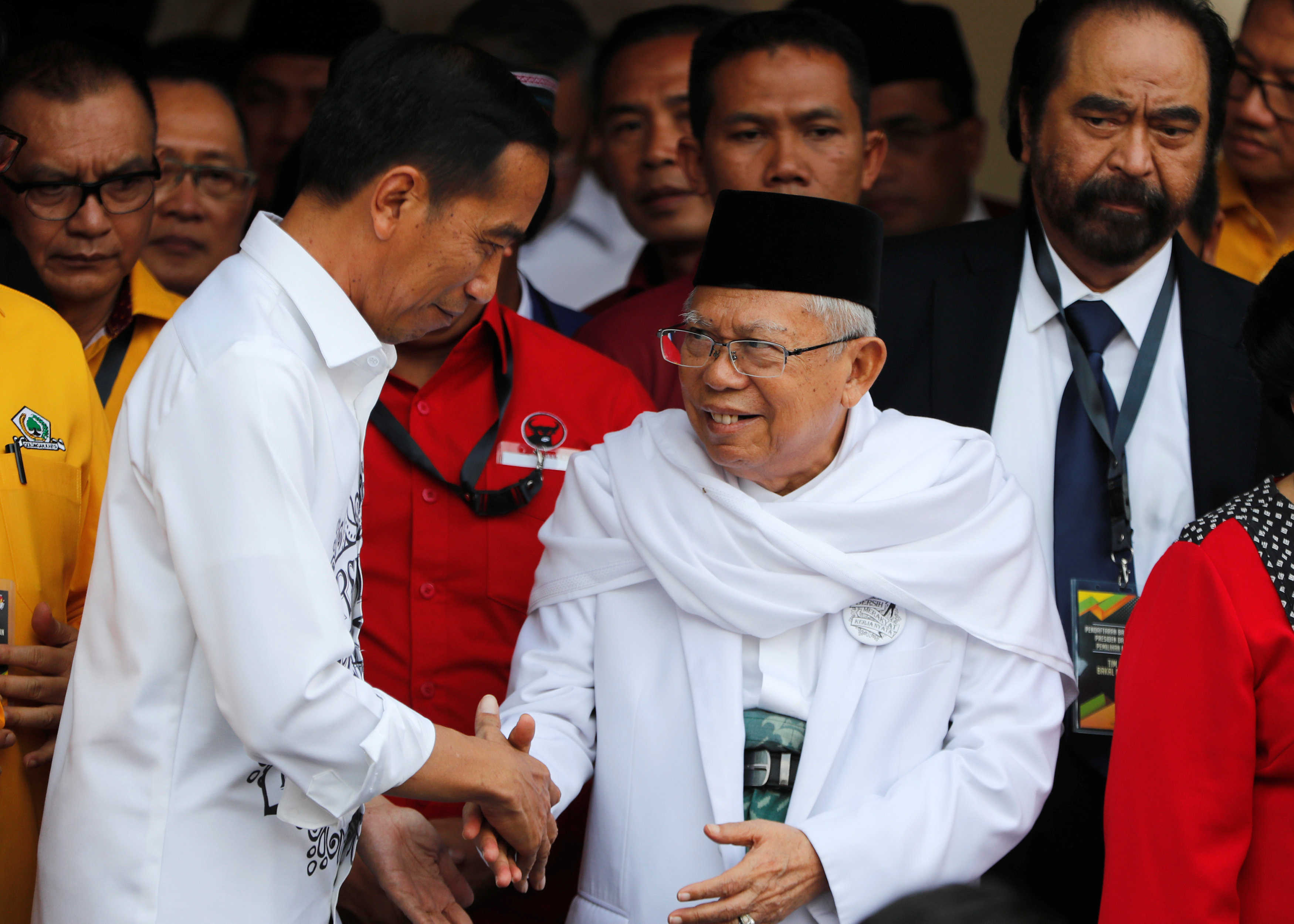 Indonesia: President highlights nationalism amid controversy