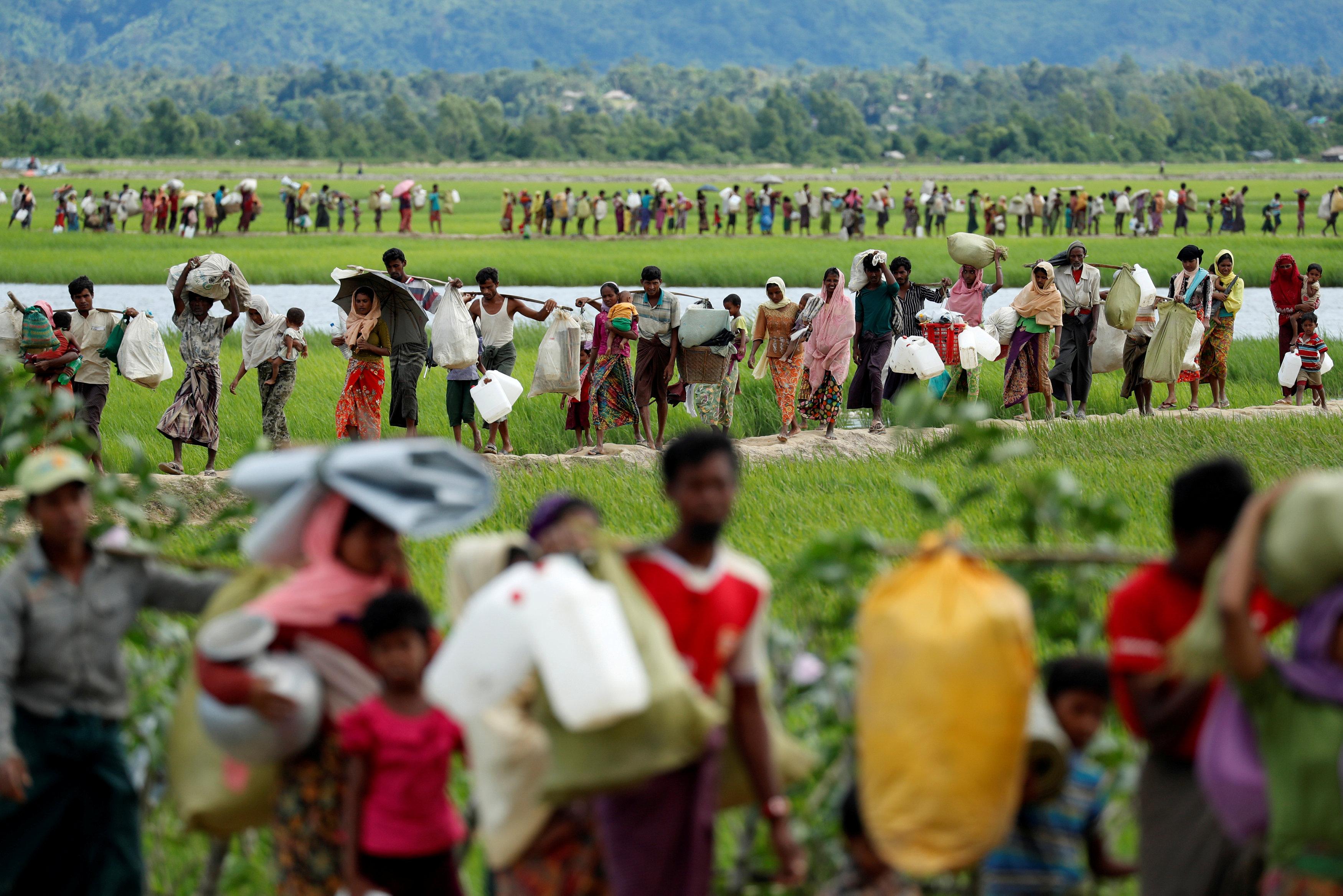 Myanmar: Why Facebook is losing the war on hate speech in Myanmar