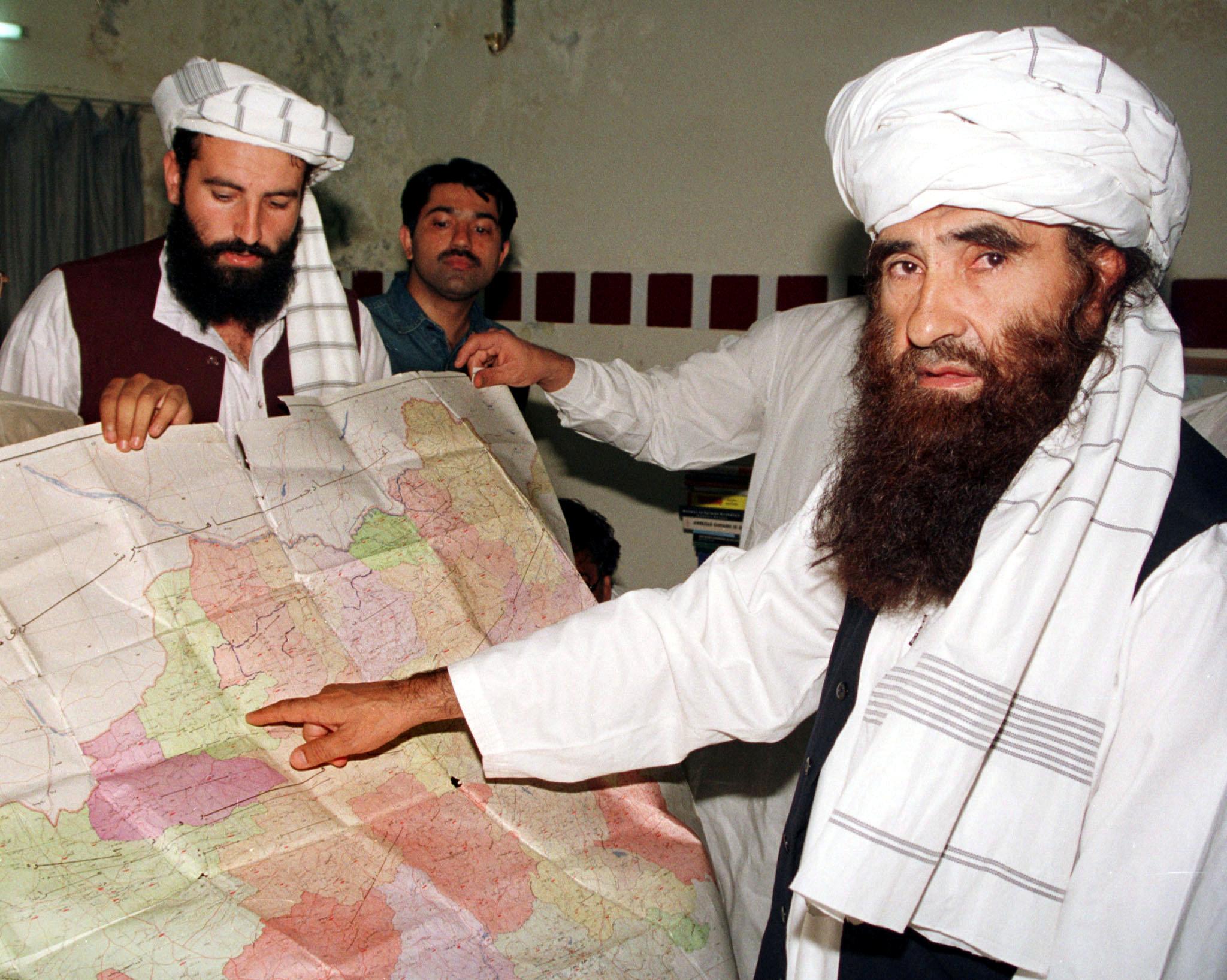 Afghanistan: Taliban says founder of militant Afghan Haqqani network dies