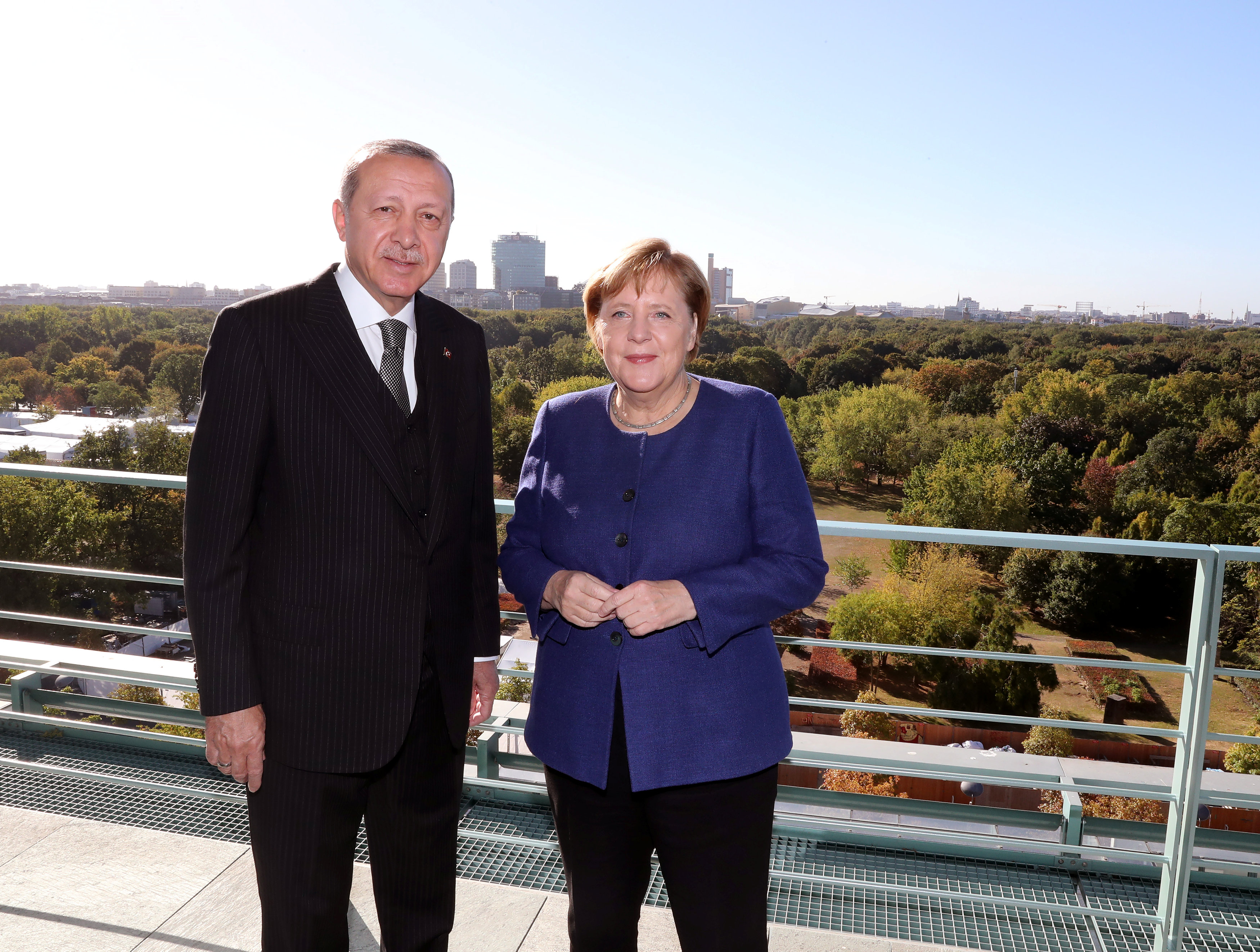 Germany: Cologne on lockdown as Erdogan wraps up ill-tempered visit to Germany