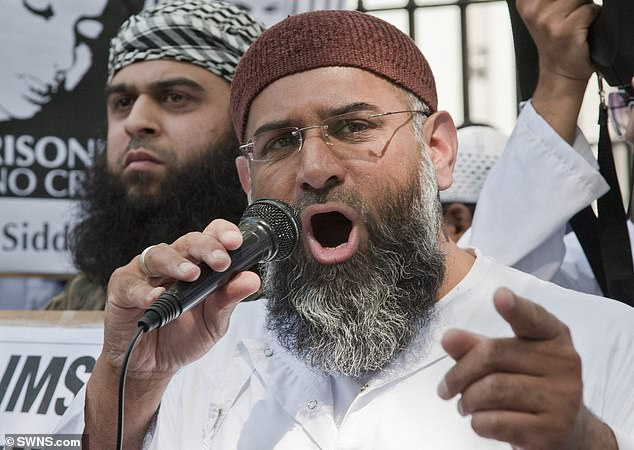 Hate preacher Anjem Choudary got 'more extreme and aggressive' while locked up and – on the verge of being released – is determined to spread his TOXIC propaganda