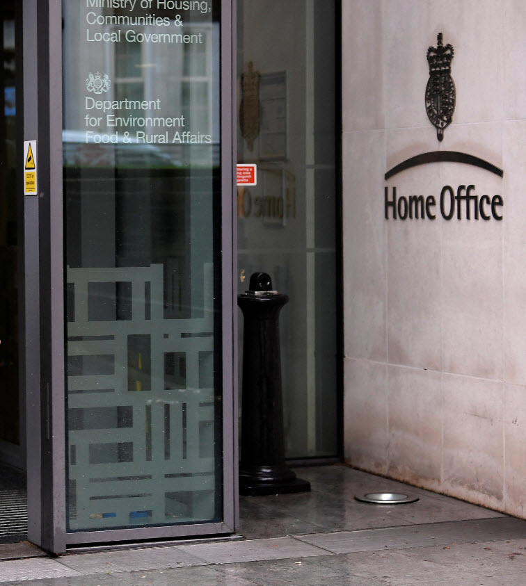 Home Office confirms environmentalists referred to anti-terror programme