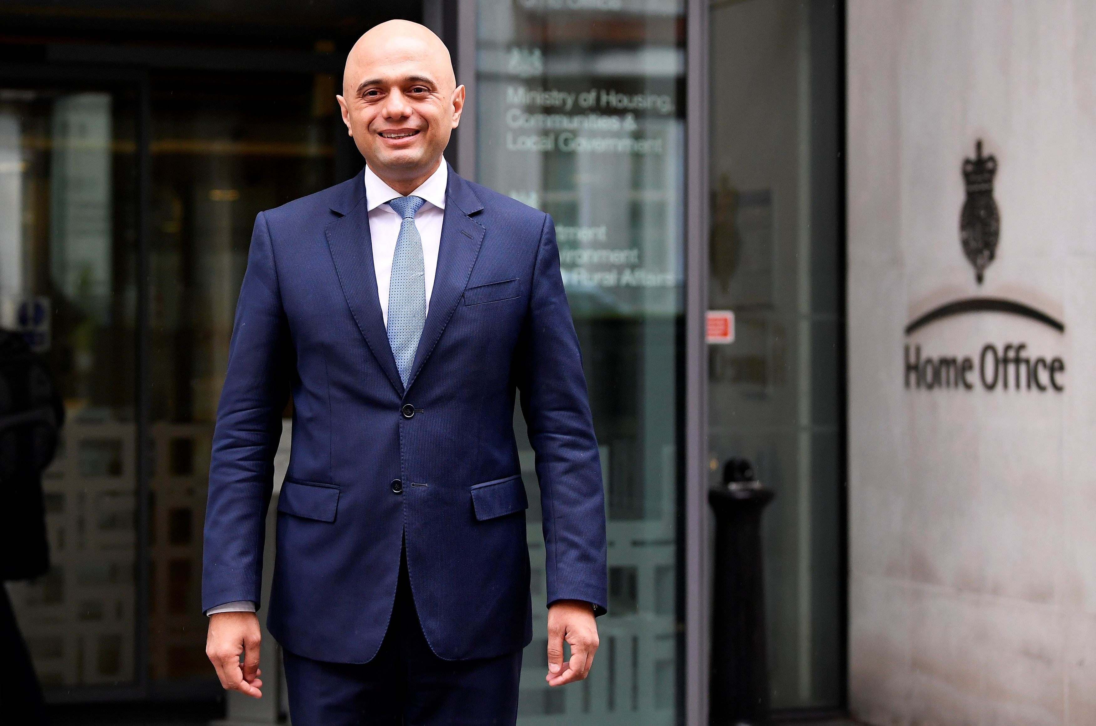 Javid Challenges Anti-Immigration Rhetoric & 'Zionist' Conspiracy Theories in Counter-Extremism Speech