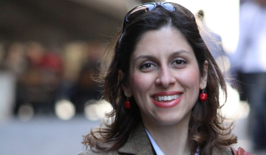 """Nazanin Zaghari-Ratcliffe """"handcuffed and shackled at the ankles"""" says Labour MP"""