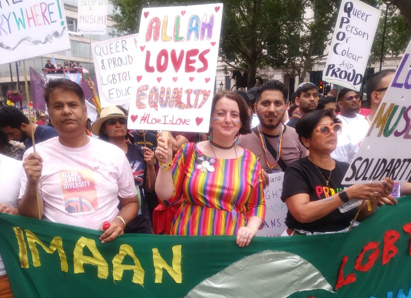 Allah loves equality – It's time to stand up as LGBTQI+ allies