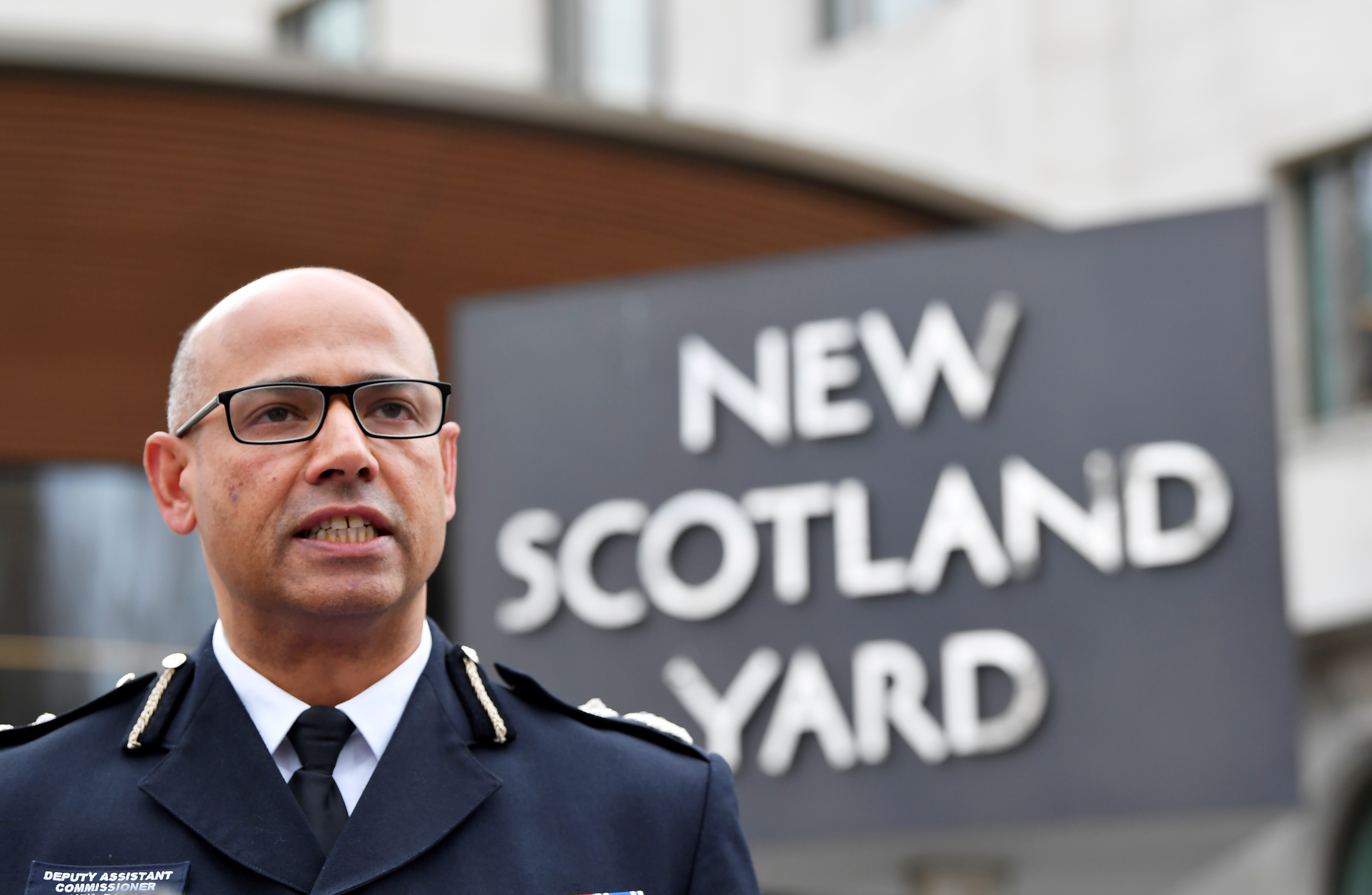 Right-Wing Extremism Fastest Growing Threat in the UK, Counter-Terror Chief Warns