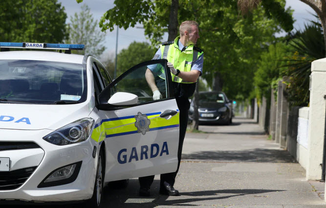 Gardai coughed or spat at 80 times since Covid-19 restrictions introduced