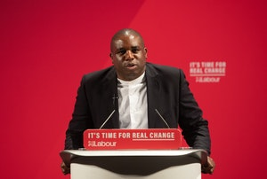 Lammy says Twitter must get 'much faster at removing hate' after racist abuse