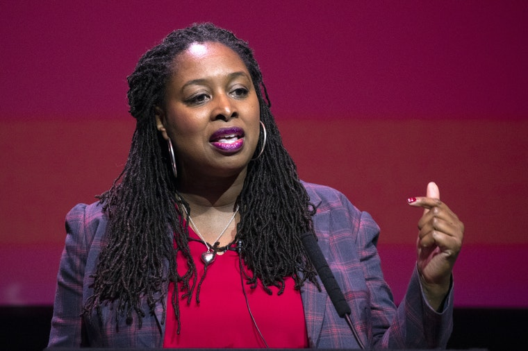 Dawn Butler police stop rooted in biased system, says chief of UK black officers